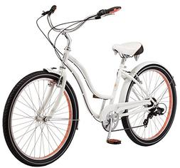 "Schwinn Women's Kalei Cruiser 26"" Wheel Bicycle Small Frame"