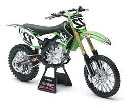 """Kawasaki KX 450F """"Two Two Motorsports"""" Chad Reed #22 Dirt Bi"""