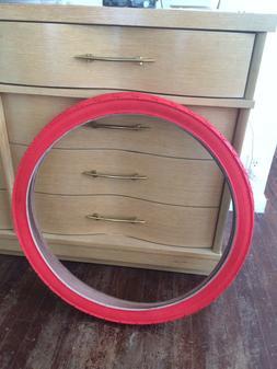 Kenda Tires K838 Commuter/Cruiser/Hybrid Bicycle Tires, Red,