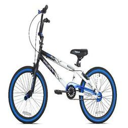 "Kent 20"" Ambush BMX Boys Bike Variety of Colors for Kids Chi"