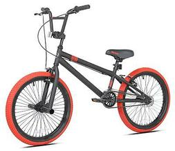 """Kent 20"""" Dread Boys BMX Bike Height Sizes 42"""" and Up Ages 8-"""