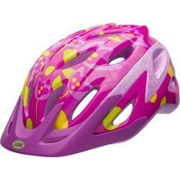 Bell Sports Kick Geo Flower Child Helmet, Pink - 7072363