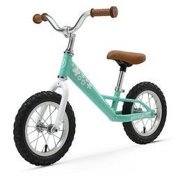 Firmstrong Kids' Balance Bike, 12 Inches, Mint Green Each