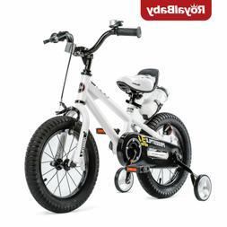 RoyalBaby Kids Bike Boys Girls Freestyle Bicycle14 inch with