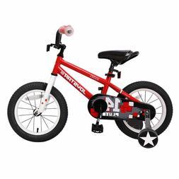 JOYSTAR Kids Bike for Girls & Boys, Training Wheels, 16 inch