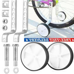 Kids Bike Training Wheels Bicycle Stabilizers Kit for 12 14