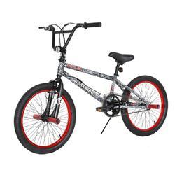 Kids BMX Free Style Bike Bicycle 20 inch Wheel Custom Boys S