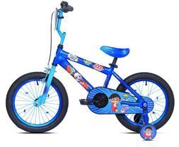 Kids Boys Bike Ryan's World Titan Balance Bicycle Training W