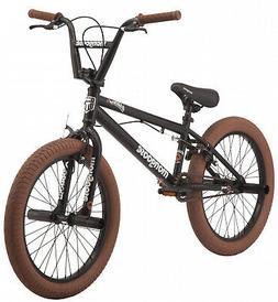 Mongoose Kids Boys Freestyle BMX Steel Bike 20 Inch Bicycle