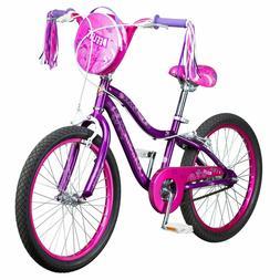 """Kids Schwinn Deelite Cruiser Bike 20"""" - Purple"""