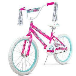 """Huffy 20"""" Sea Star Girls Bike, Blue, PreOwned,"""