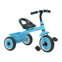 Munchkin Kids Tricycle with Rear Toy Storage 10 Inch Wheels