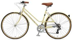 Retrospec Bicycles Kinney 14-Speed Vintage Hybrid Mixte Bicy
