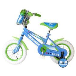 Girl's KX12G BMX Bike with Training Wheels