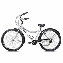 Kent KX7 7-Speed Cruiser Bike, 32-Inch Wheels