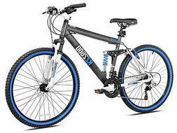 Kent KZ2600 Dual-Suspension Mountain Bike 26-Inch