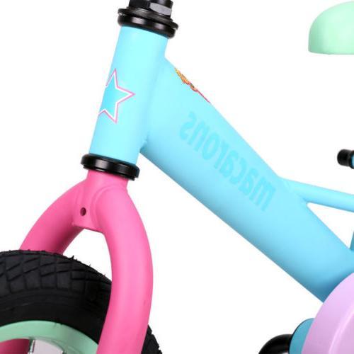 JoyStar 12 & Inch Girls Kids Bicycle with Trainning Wheel