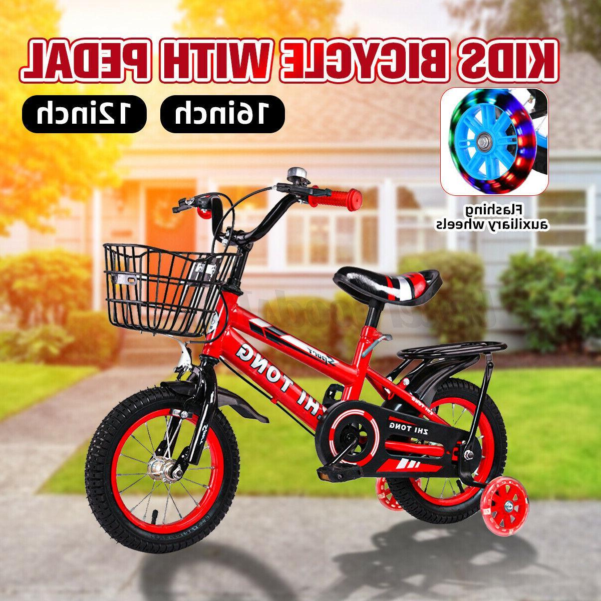 12 16 kids bike bicycle adjustable seat