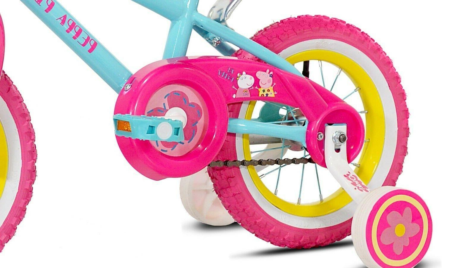 Peppa Pig Bike, Pink, For Height