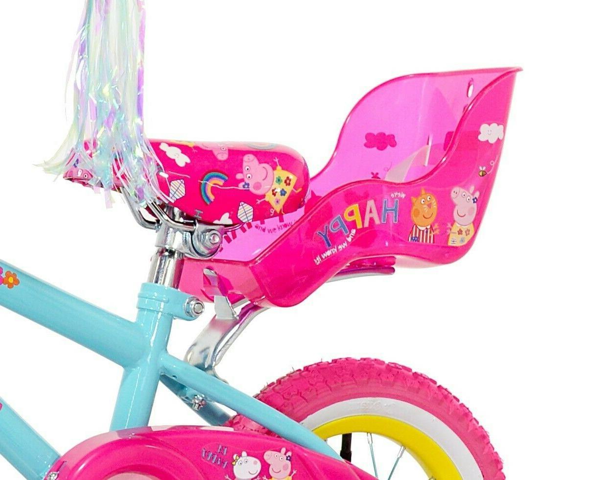 """Peppa Pig 12"""" Bike, For Sizes"""