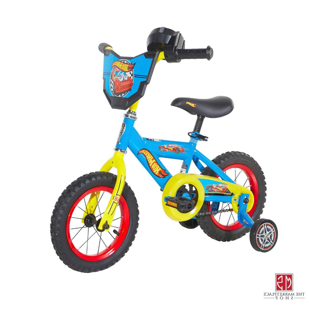 "Dynacraft 12"" Hot Kids Bike Rev Noisemaker Shield"