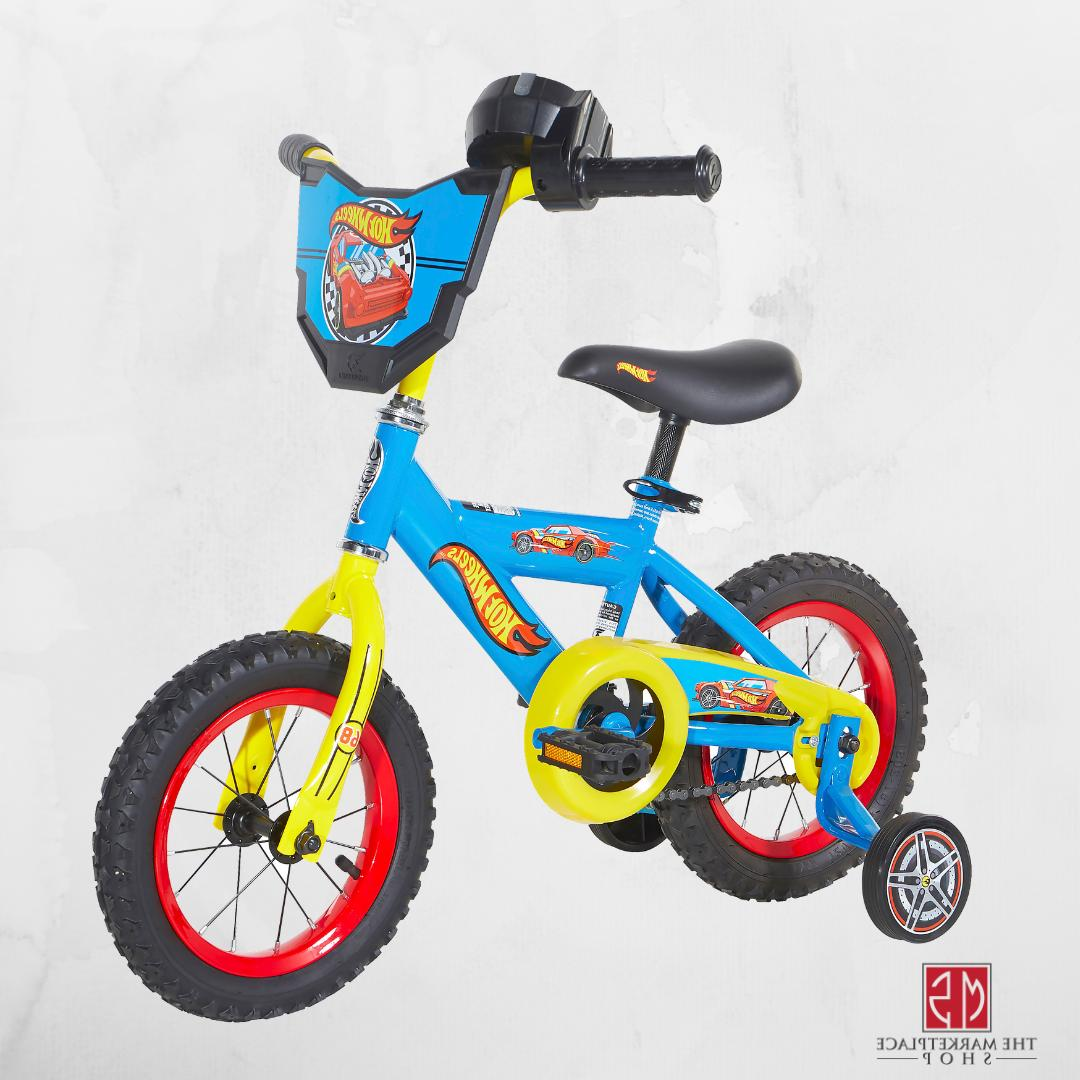 12 hot wheels kids bike rev grip