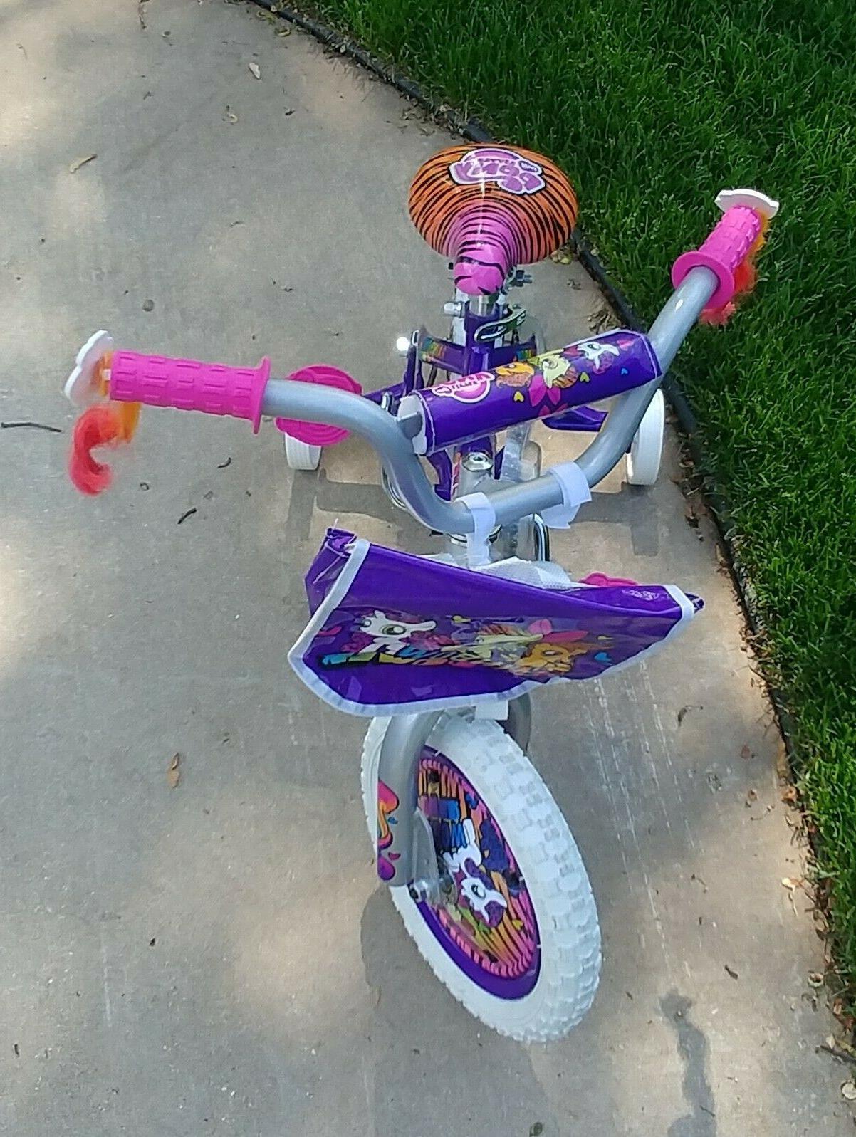 Dynacraft My Pony Rainbow Bike ONLY