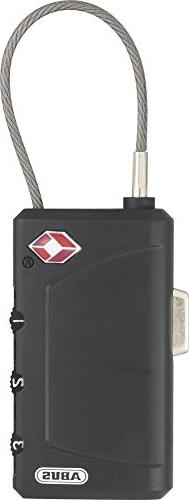 Abus 148TSA 30mm Combination Cable Luggage Lock