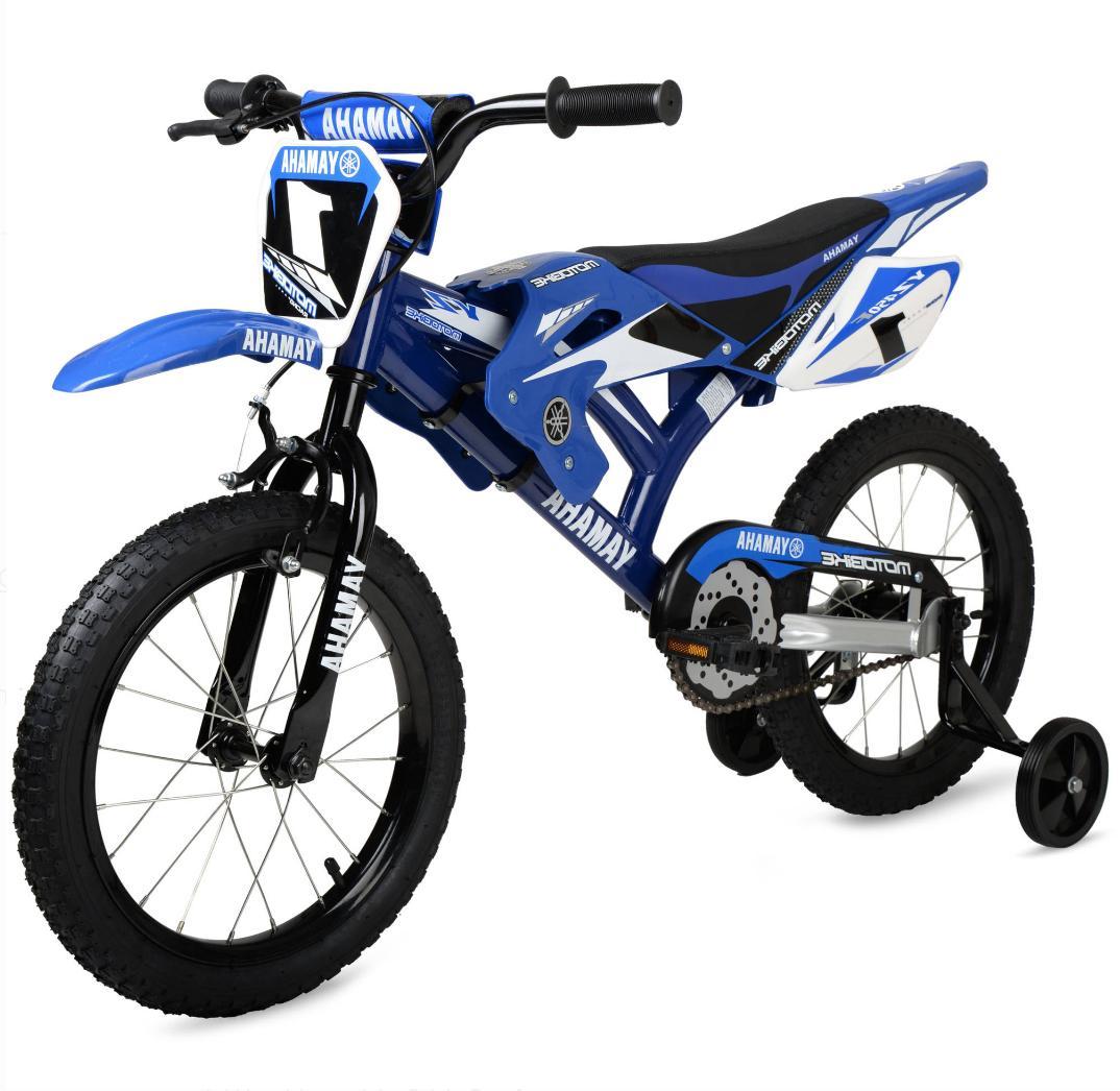 16 Inch Yamaha Dirt Bike for Kids Moto Motorbike Child Motor
