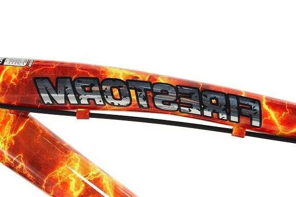 "DYNACRAFT 18"" FIRESTORM BIKE"
