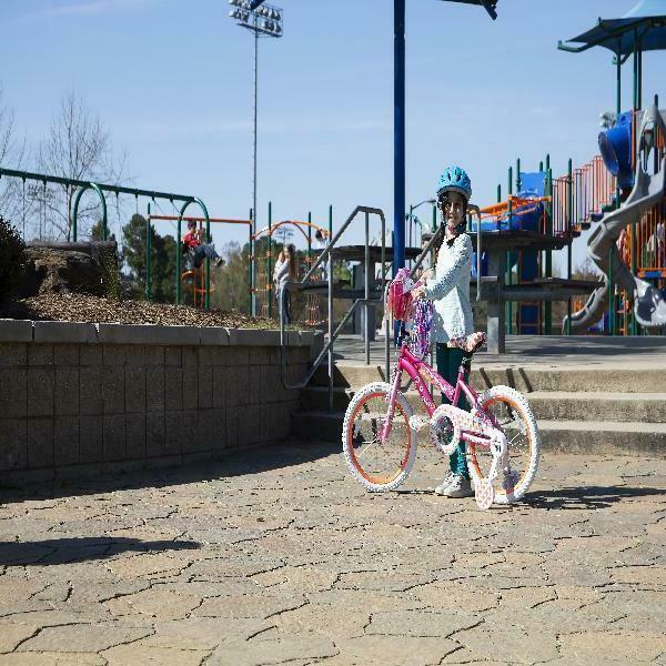 Bike and Streamers New
