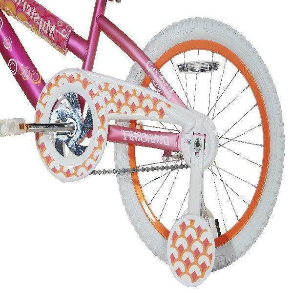 "18"" Bike with Handlebar and New"