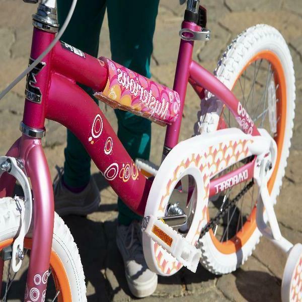 """18"""" Bike with bag and"""