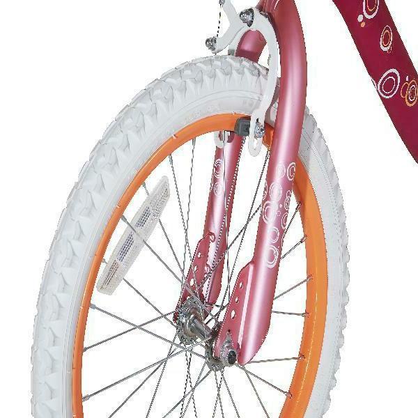 """18"""" Girls Bike and Streamers"""
