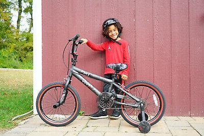 18 BMX Bike Training Park Sidewalk