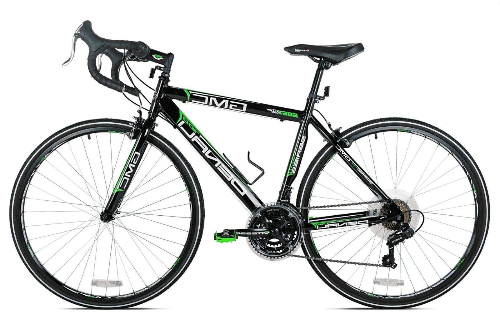 "GMC 19"" 700c Adult Denali tires Bicycle"