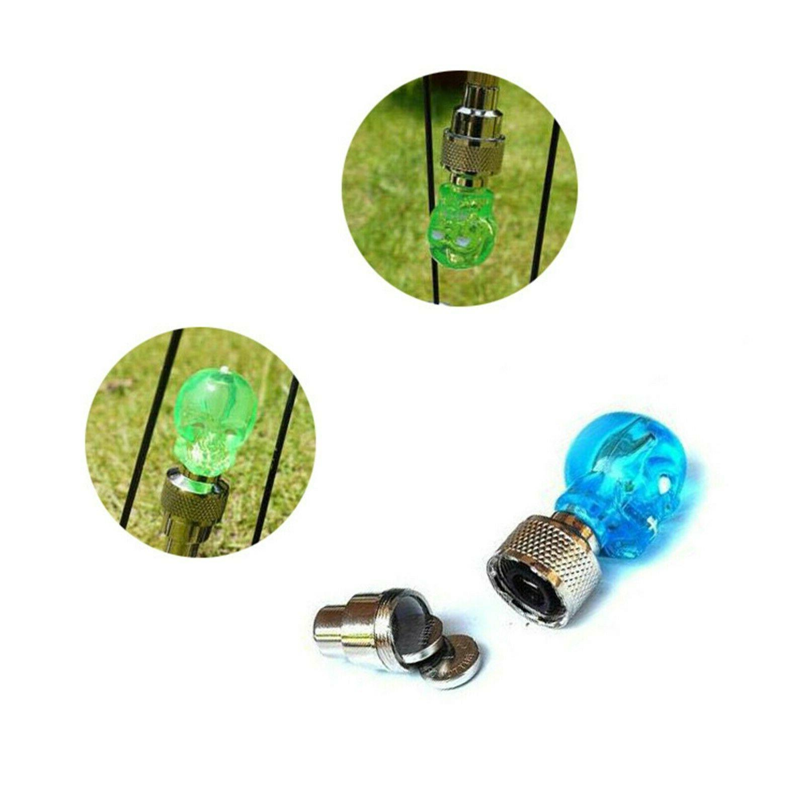 2/4 LED CAP for Bike Bicycle Tire lamp