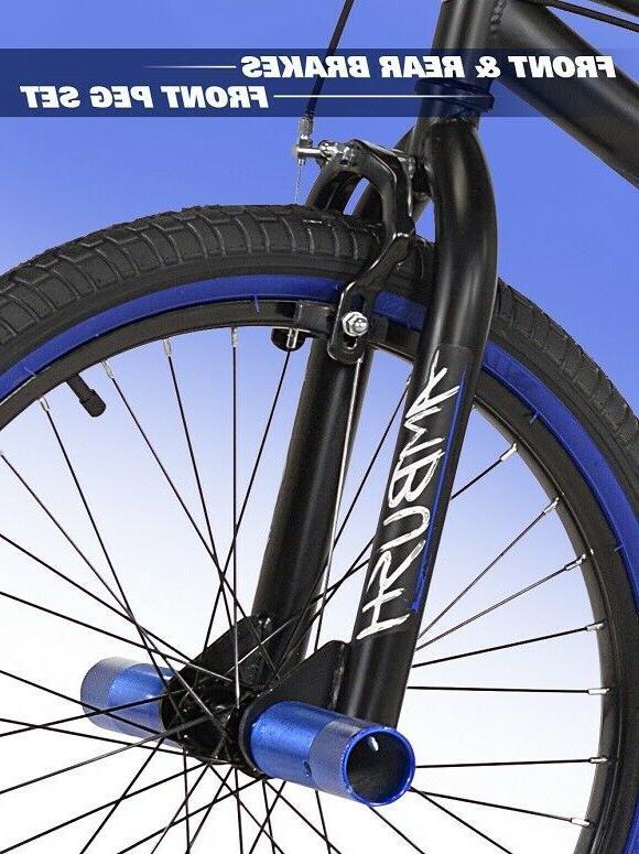 KENT BMX BIKE, BLUE PKG*