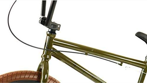 "Elite 20"" BMX Destro Model Freestyle Bike New"