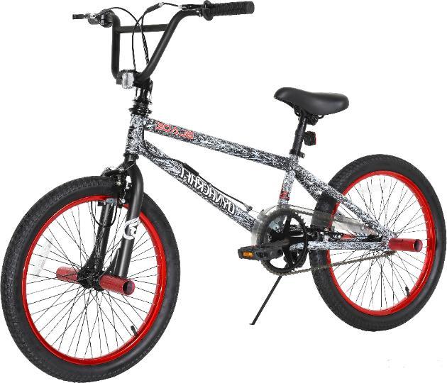 Dynacraft 20 Boys Blade kids BMX-style bike, 20-inch wheel B