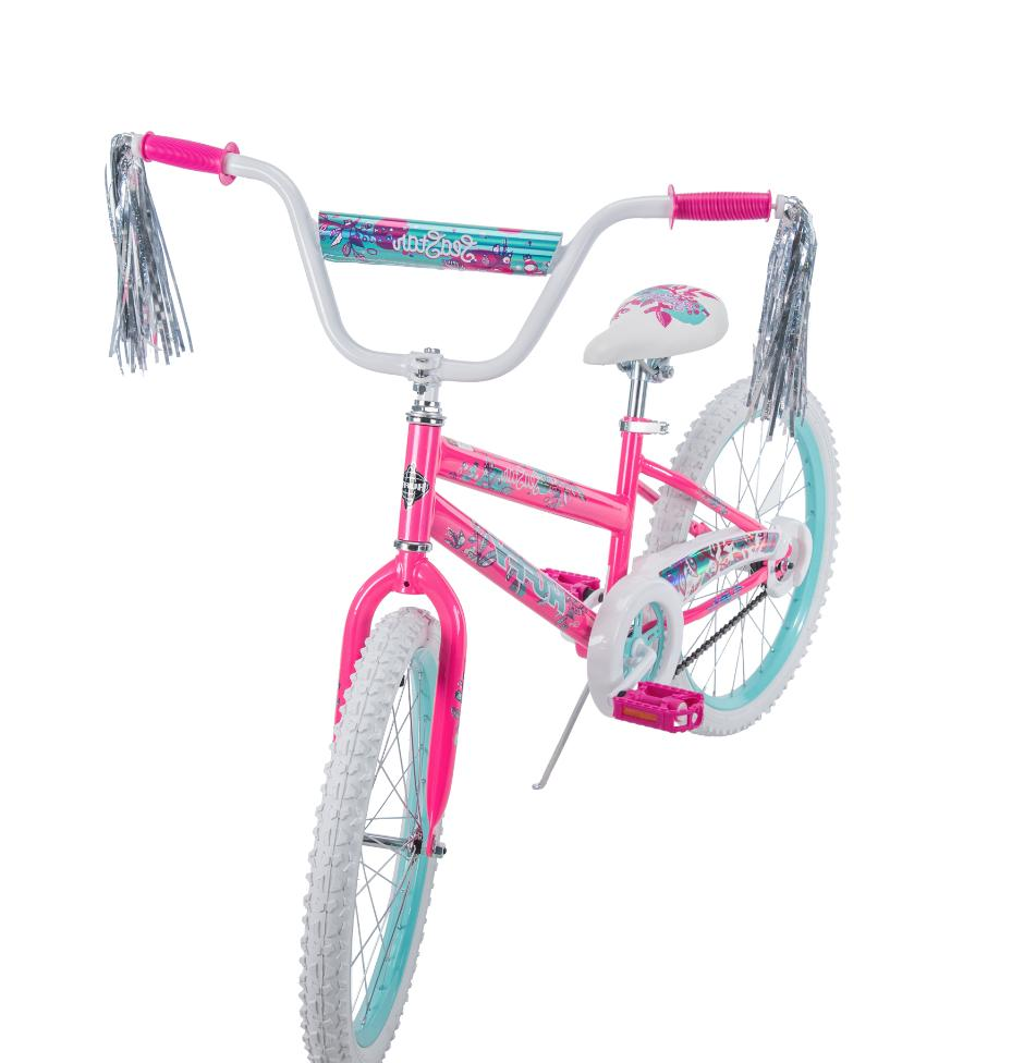20 Inch Bikes for 7 Year Old Pink Bicycle Gift