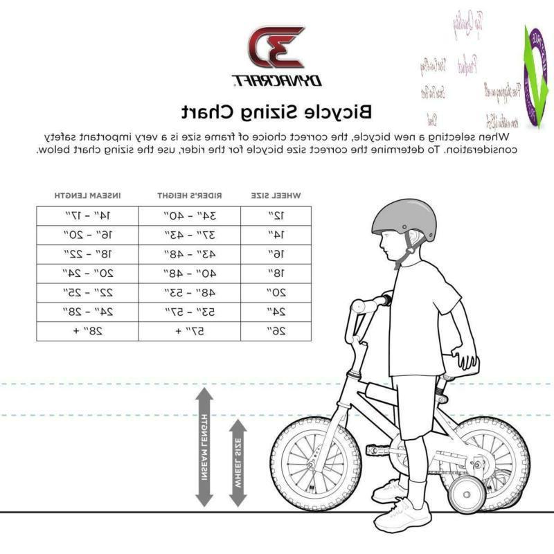 Dynacraft Jurassic Bike, 16'', E