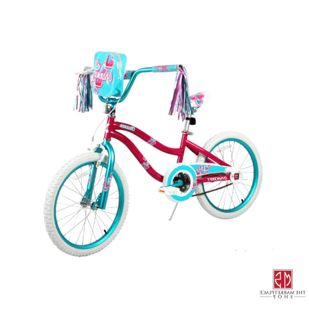 """20"""" Kids Girls Tween Bicycle with Training New"""