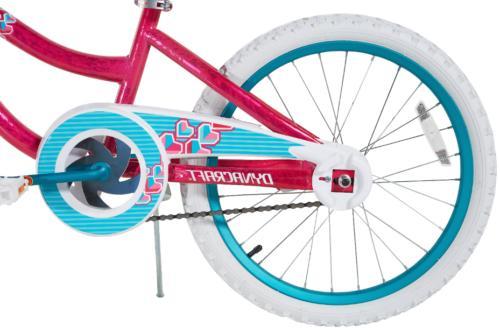Dynacraft Kids Charmer w/ Rear Coaster & Bag