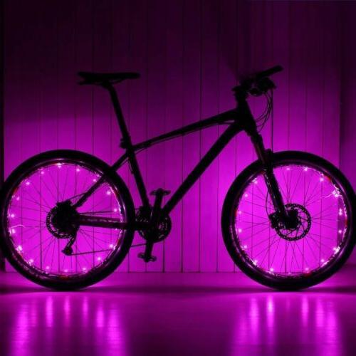 20 Cycling On Flash Light