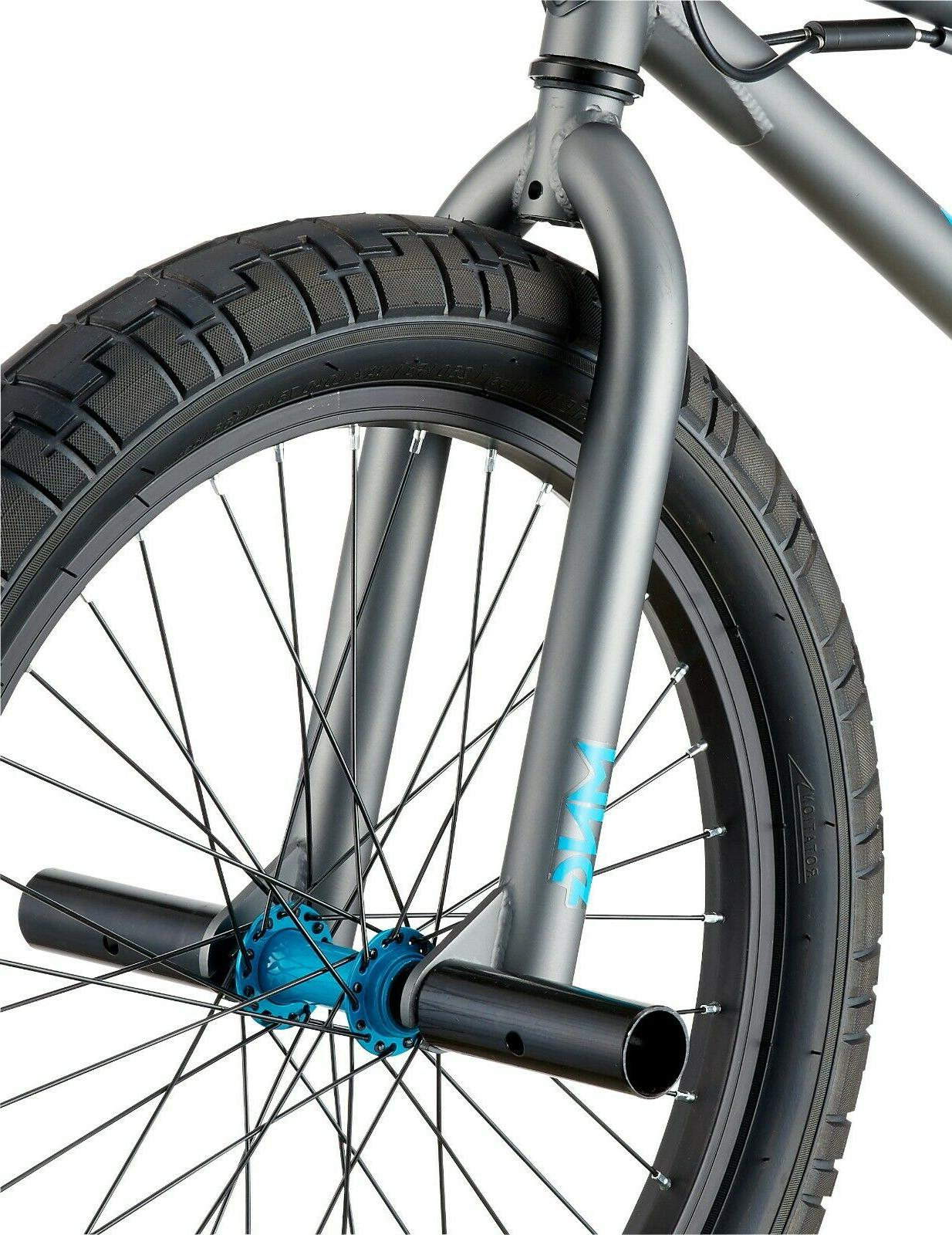 Mongoose Legion L20 BMX Freestyle Bike-Grey