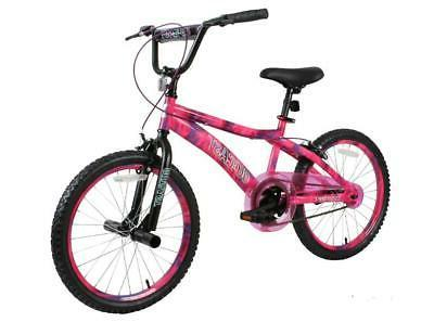 "Dynacraft 20"" Girls Outcast Bike Pink Black Purple"