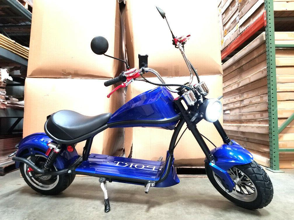 2000W Fat Chopper Electric Scooter Motorcycle