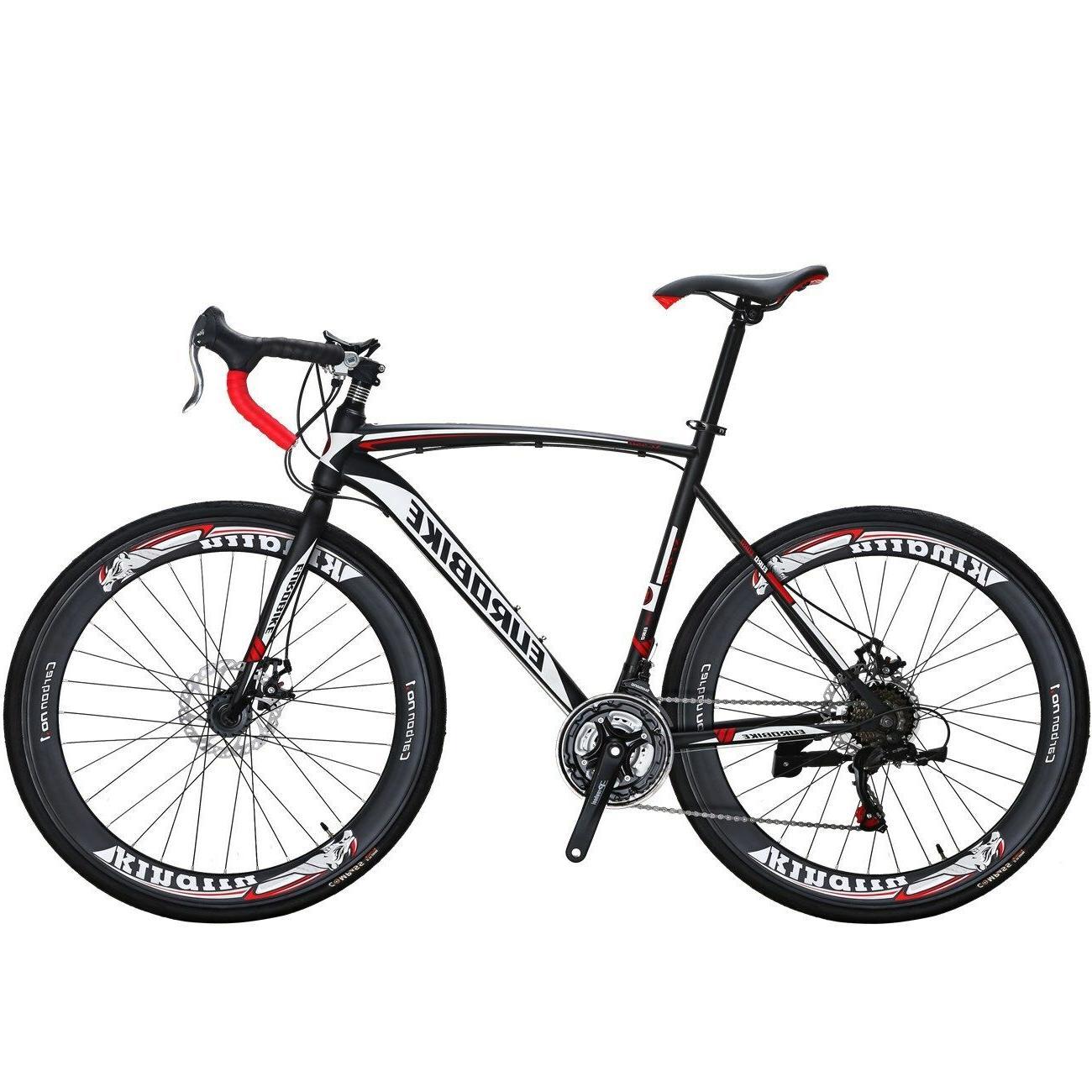 2018 Bike Shimano 21 Speed Brake Bicyle Men's Bikes 54cm