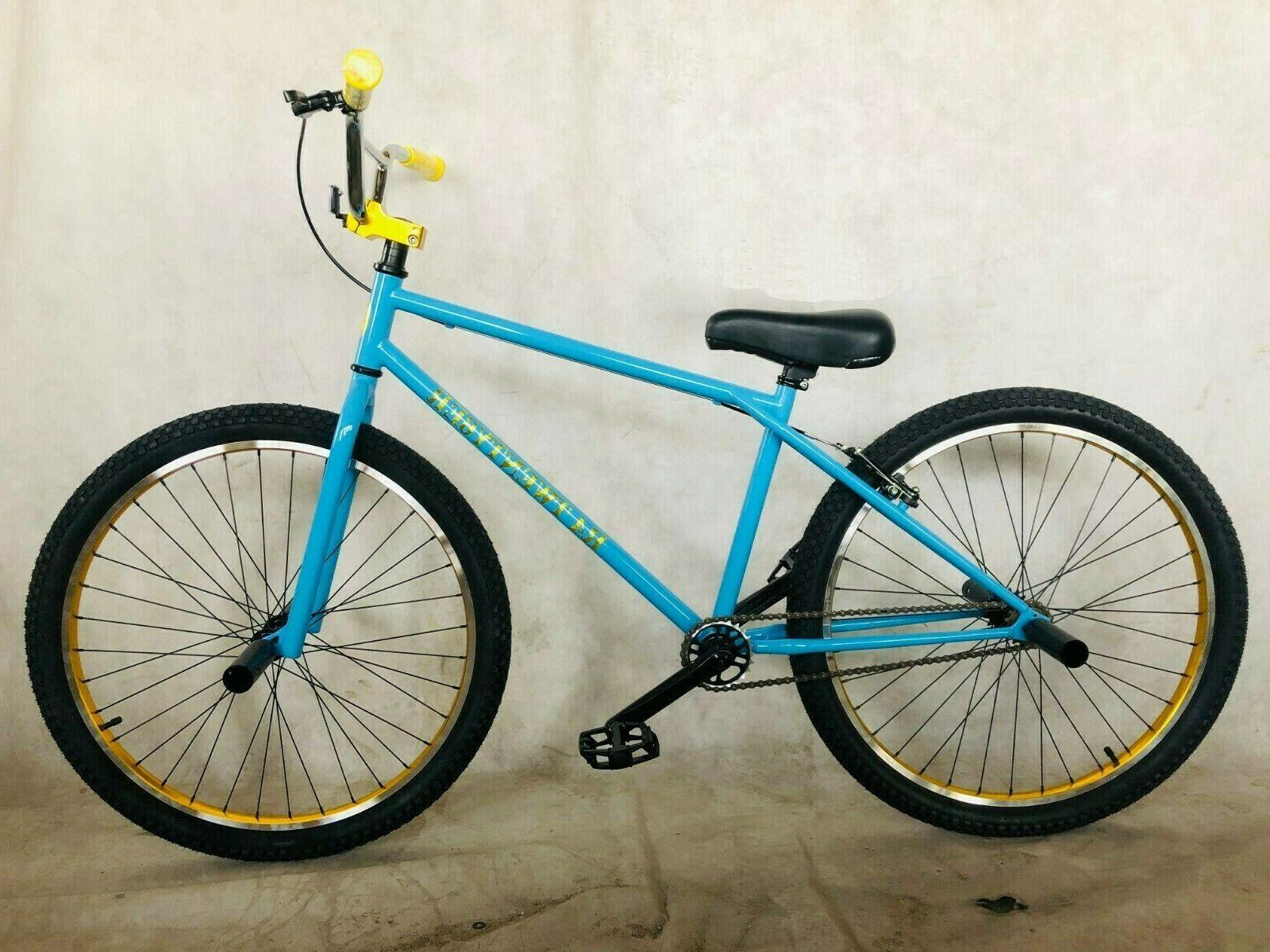 2019 26 complete bmx bike cruiser bike
